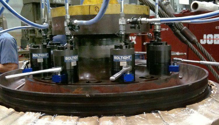 Lubrication in Hydraulic Tensioning2