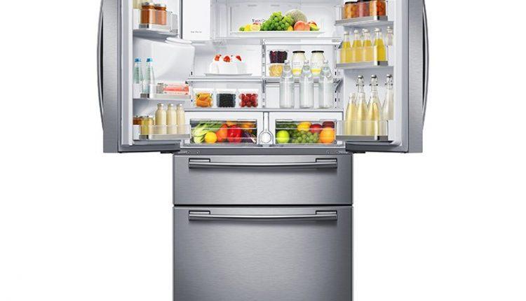 Stainless Steel Refrigerator 2