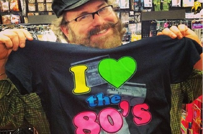 Buying 80s Clothing