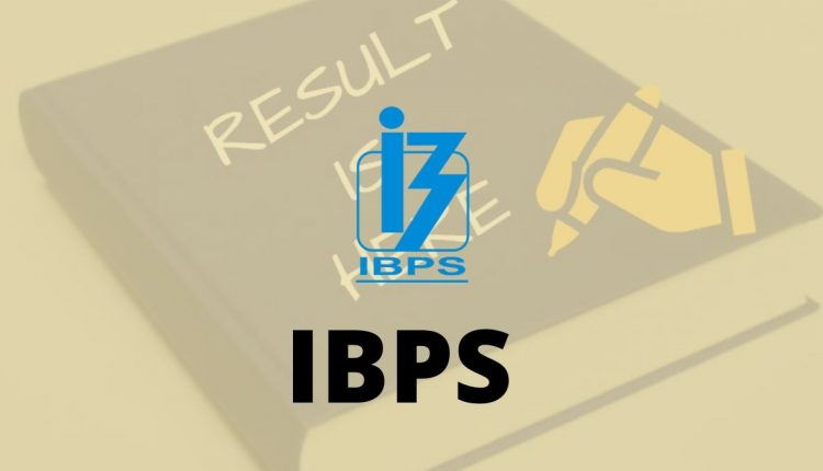 Your IBPS Result