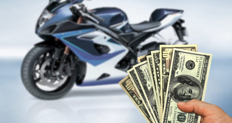 Motorcycle for Most Cash