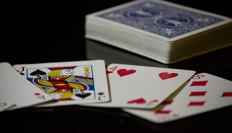 blackjack card games